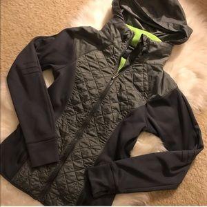 Under armor running jacket